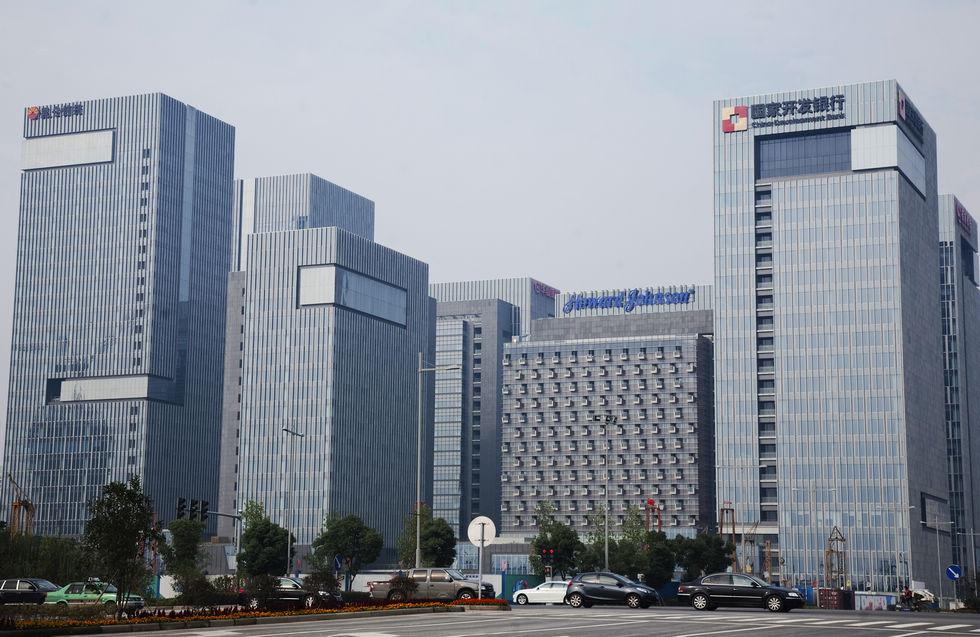宁波金融中心